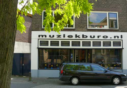 muziekburo.nl